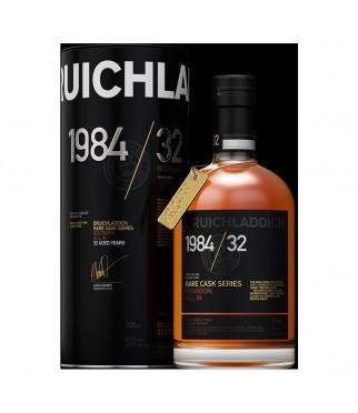 Bruichladdich 84/32yo rare...