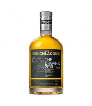 Bruichladdich Organic 2010