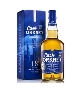 Cask Orkney 18 ans