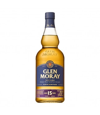 Glen Moray 15 ans