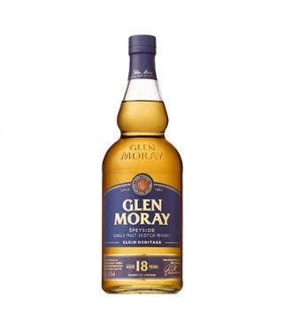 Glen Moray 18 ans