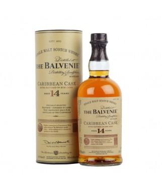 Balvenie 14 ans Caribbean cask