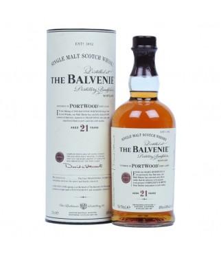 Balvenie 21 ans Port Wood