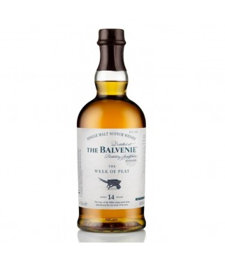 Balvenie Week of Peat 14 ans