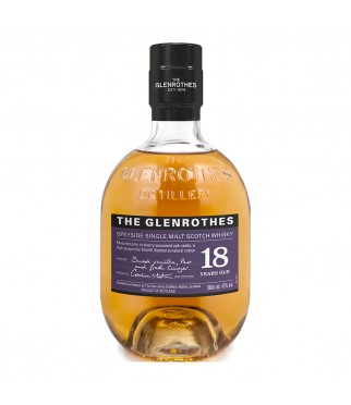 Glenrothes 18 ans