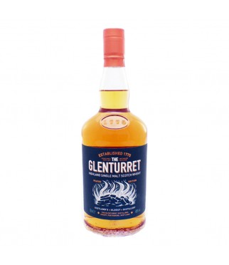 Glenturret Old Label Peated...