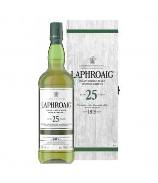 Laphroaig 25 ans