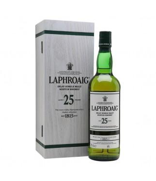 Laphroaig 25 ans / 51.4%