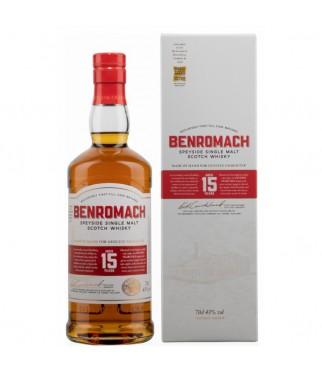 Benromach 15 ans