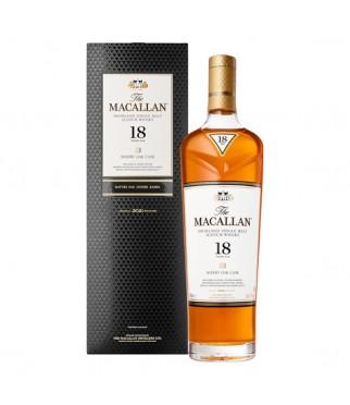 Macallan Sherry Wood 18 ans