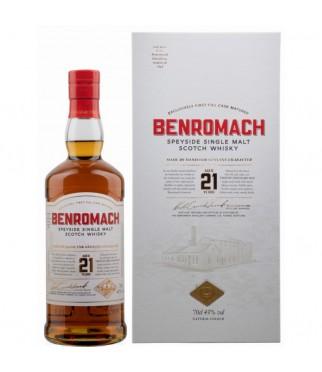 Benromach 21 ans