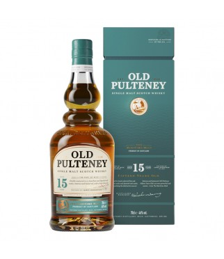 Old Pulteney 15 ans