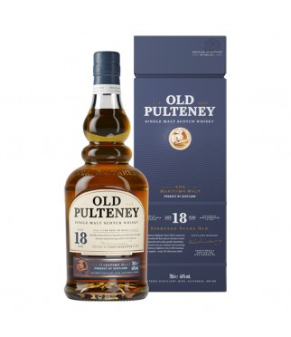 Old Pulteney 18 ans