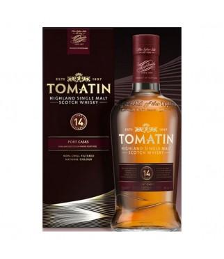 Tomatin 14 ans Port Finish