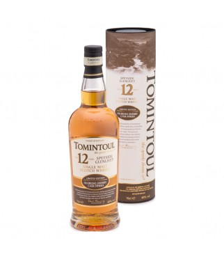 Tomintoul 12 ans Oloroso...