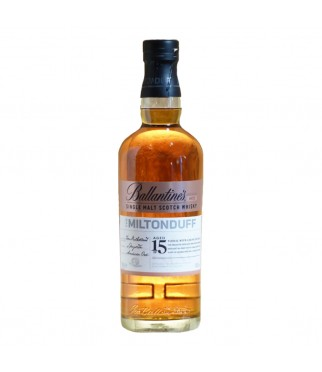 Miltonduff 15 ans Ballantine's