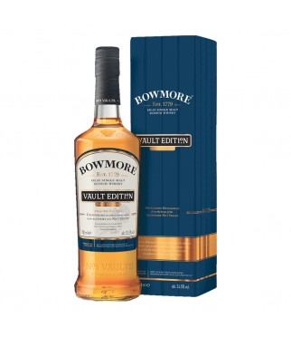 Bowmore Vault first release...