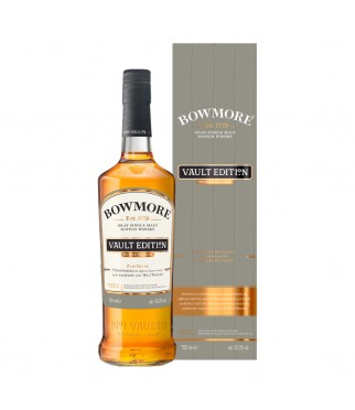Bowmore Vault Second Release