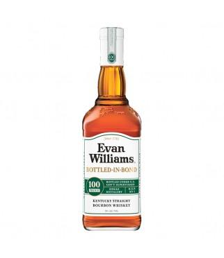 Evan Williams Bottles in...