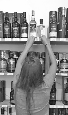 Whisky Time Shop